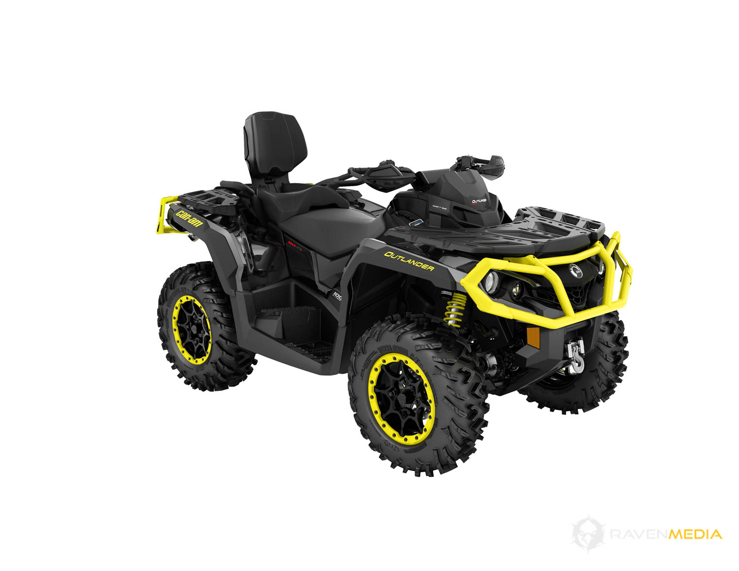 CAN AM OUTLANDER 1000 MAX XT-P 2019